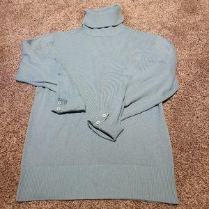 Zara women cowl neck sweater